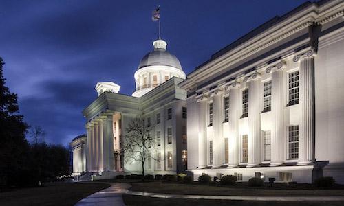 Montgomery Capitol Building