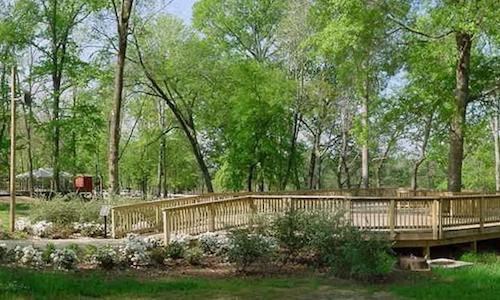 River Walk Park in Wetumpka, AL