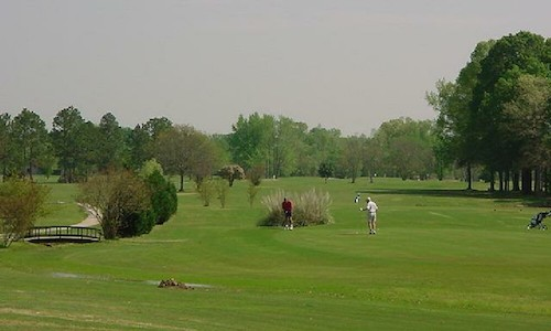 Golfing in Wetumpka, AL